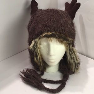 American Eagle Moose Winter Hat
